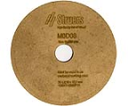 "Diamond Cut-off Wheel M1D08, 76 mm (3"") dia. x 0.15 mm x 12.7 mm dia."