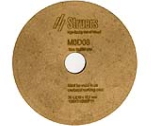 "Diamond Cut-off Wheel M0D08, 76 mm (3"") dia. x 0.15 mm x 12.7 mm dia."