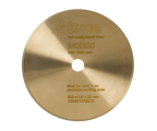"Diamond Cut-off Wheel M0D20, 203 mm (8"") dia. x 0.6 mm x 22 mm dia."