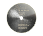 "Diamond Cut-off Wheel E1D20, 200 mm (8"") dia. x 0.8 mm x 22 mm dia."