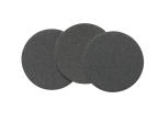 "Silicon Carbide Paper, Grit 240. 32 mm (1¼"") dia. 100 pcs."