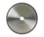 "Diamond Cut-off Wheel B0D20, 203 mm (8"") dia. x 0.9 mm x 22 mm dia."