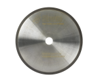 "CBN Cut-off Wheel B0C15, 152 mm (6"") dia. x 0.8 mm x 12.7 mm dia."