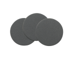 "Silicon Carbide Paper, Grit 500. 32 mm (1¼"") dia. 100 pcs."