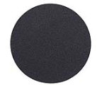 "Silicon Carbide Grinding Paper, Grit 60. 305 mm (12"") dia. Pack of 50"